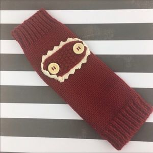 NWT - Lil & Lo Arm Warmers